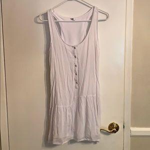 Little White Volcom Dress